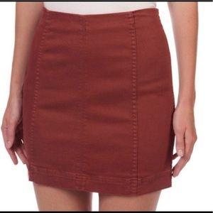 Never Worn Jolt Skirt